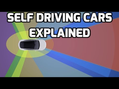 Self Driving Cars Explained