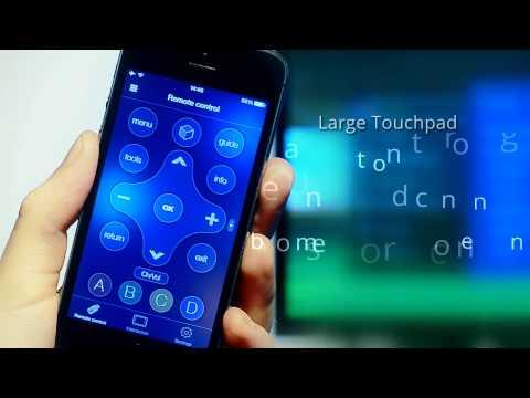Remotie: remote & keyboard for Samsung Smart TV