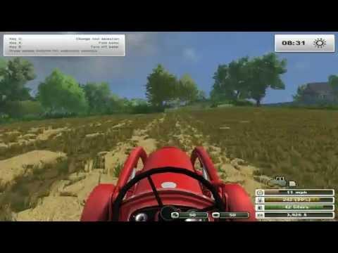 Farming simulator 2013 hay baling
