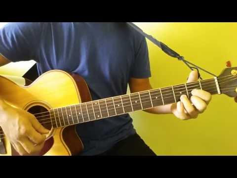 The Book of Love - Peter Gabriel - Easy Guitar Tutorial (No Capo)