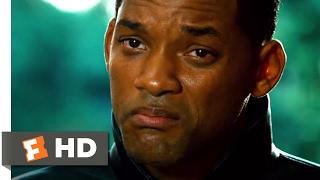 Hancock (2008) - Diffusing the Detonator Scene (7/10) | Movieclips