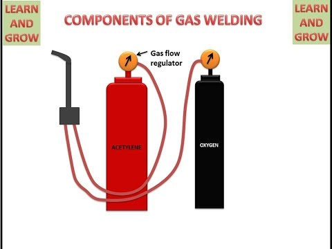 GAS WELDING BASICS  हिन्दी   ! LEARN AND GROW