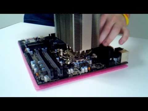 Apply Thermal Paste & Reseat CPU Heatsink