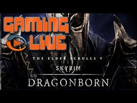 GAMING LIVE Xbox 360 - The Elder Scrolls V : Skyrim - Dragonborn - 1/2