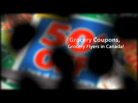 Online you can conveniently find grocery coupons