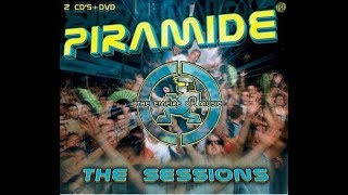 Piramide - The Sessions - Dj Jhon Core & Dj Thomas - CD 1 & 2 -