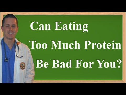 Can Eating Too Much Protein Be Bad For You?