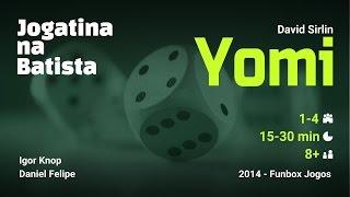 Yomi (Round 1): partida completa passo a passo e em português