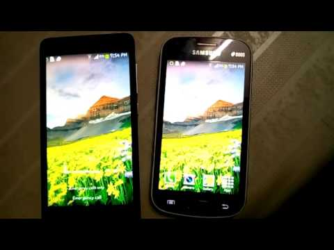 How to control one android  with another android device