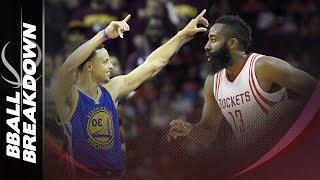 James Harden And Steph Curry GO TO MOVES Episode 1