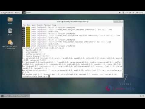"""How To Install """"Log.io"""" Monitoring Tool in Linux"""