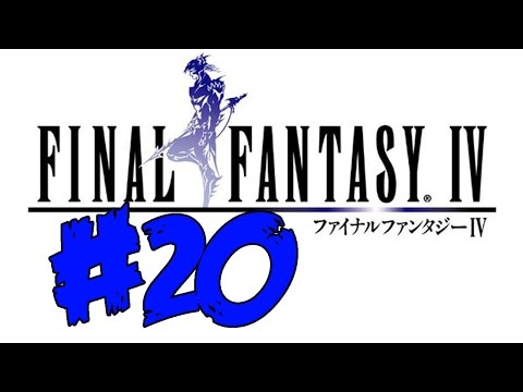 Final Fantasy IV - Capitulo 20 - La Excalibur