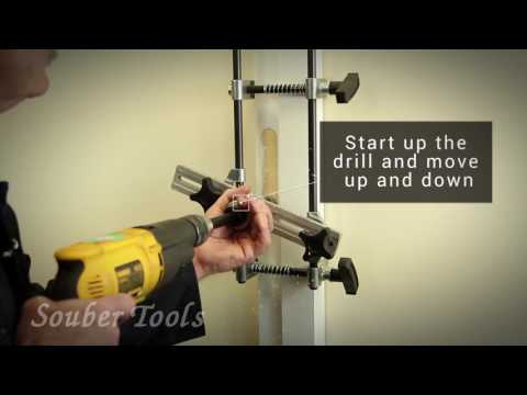 ENG 4 - Cutting a Strike Plate on a Door Frame