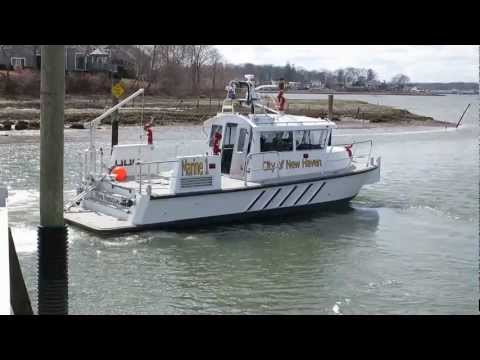 NH Fire Rescue Police Boat