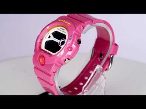 Casio Baby-G BG-6903-4BDR Watch Overview and Main Features