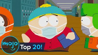 Top 20 Times South Park Pulled From Real Life