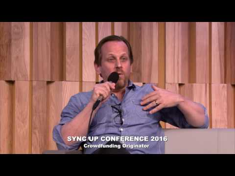 2016 Sync Up Conference: Brian Brian Camelio, Founder & CEO, ArtistShare crowdfunding platform