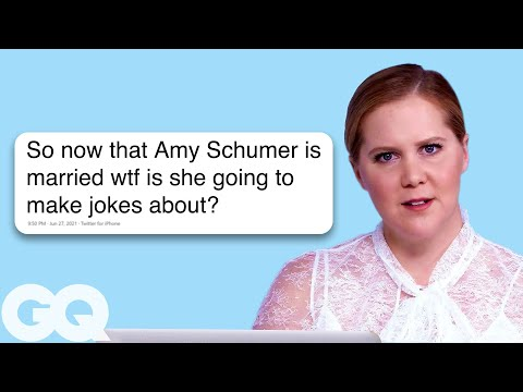 Amy Schumer Goes Undercover on Twitter, Instagram and YouTube   Actually Me   GQ