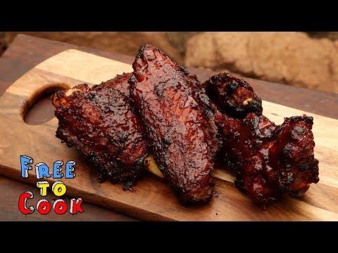 How to Cook Monster Wings AKA Turkey Wings