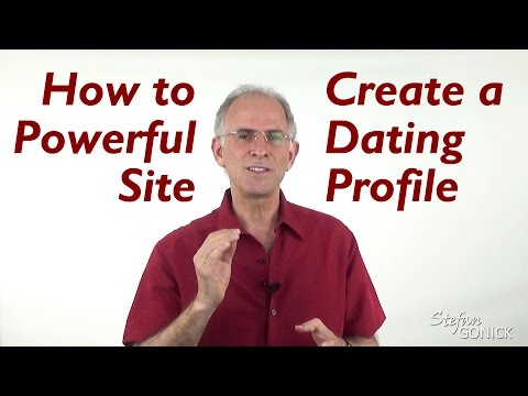 How to Write a Powerful Dating Site Profile to Help Your Soulmate Find You! - EFT Love Talk Q&A Show
