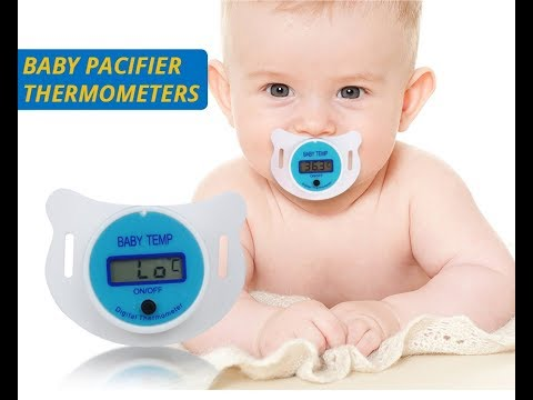Baby Thermometer Medical  Digital For Baby 2018