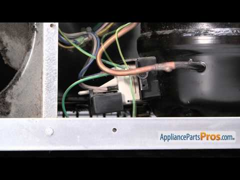 Refrigerator Run Capacitor (part #WP65889-4) - How To Replace