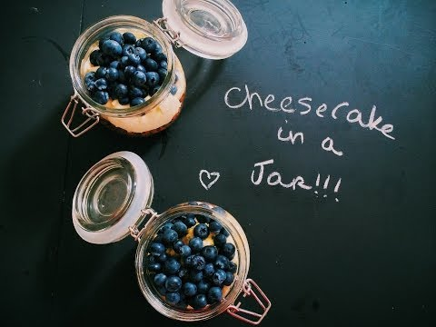 No Bake, Cheesecake in a Jar recipe.
