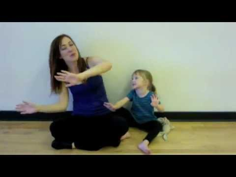 Clap Your Hands Action Song for Children by Intellidance®