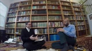 الحلقة 25 #رحلة - الشيخ حمزة يوسف : اللغة العربية هى الأصل فى كل شئ