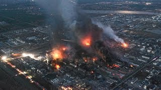 Download Deadly explosion at Chinese chemical plant Video