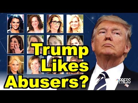 Trump Likes Abusers? - Kellyanne Conway, Bill Maher & MORE! LV Sunday LIVE Clip Roundup 251