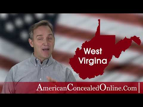 Concealed Carry Permit West Virginia