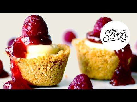 SIMPLE NO-BAKE MINI CHEESECAKE BITES - The Scran Line