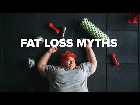 Top 3 Fat Loss Myths Debunked