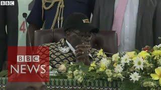 Inside Mugabe