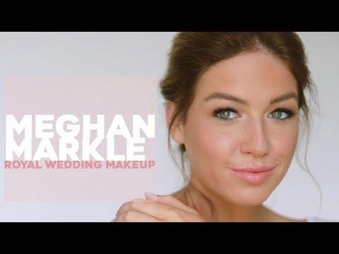 Meghan Markle Royal Wedding Makeup | Shelbey Wilson