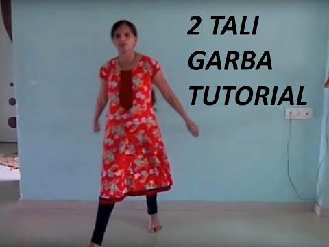 Basic Simple Garba Steps - 2 Tali (Clap) by Rekha