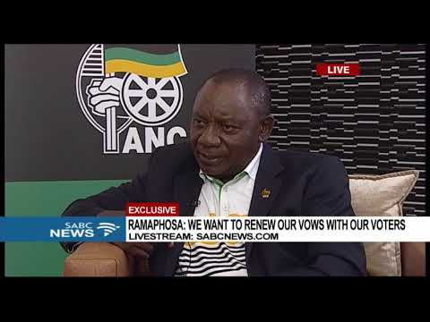 ANC is serious about fighting corruption: Ramaphosa