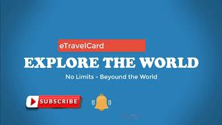 Explore The World:: Channel Intro | eXplore the World | eTravel Card | Intro | youtube