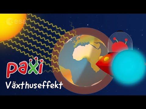 Paxi – Växthuseffekt