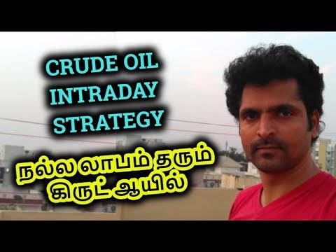 Crude Oil Basic Tips in Tamil | CRUDE OIL INTRADAY STRATEGY | WORKING PERFECTLY