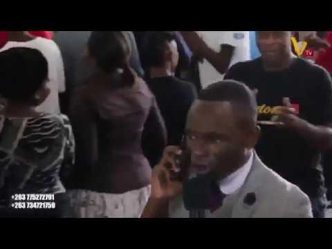 Zimbabwean Pastor, Paul Sanyangore