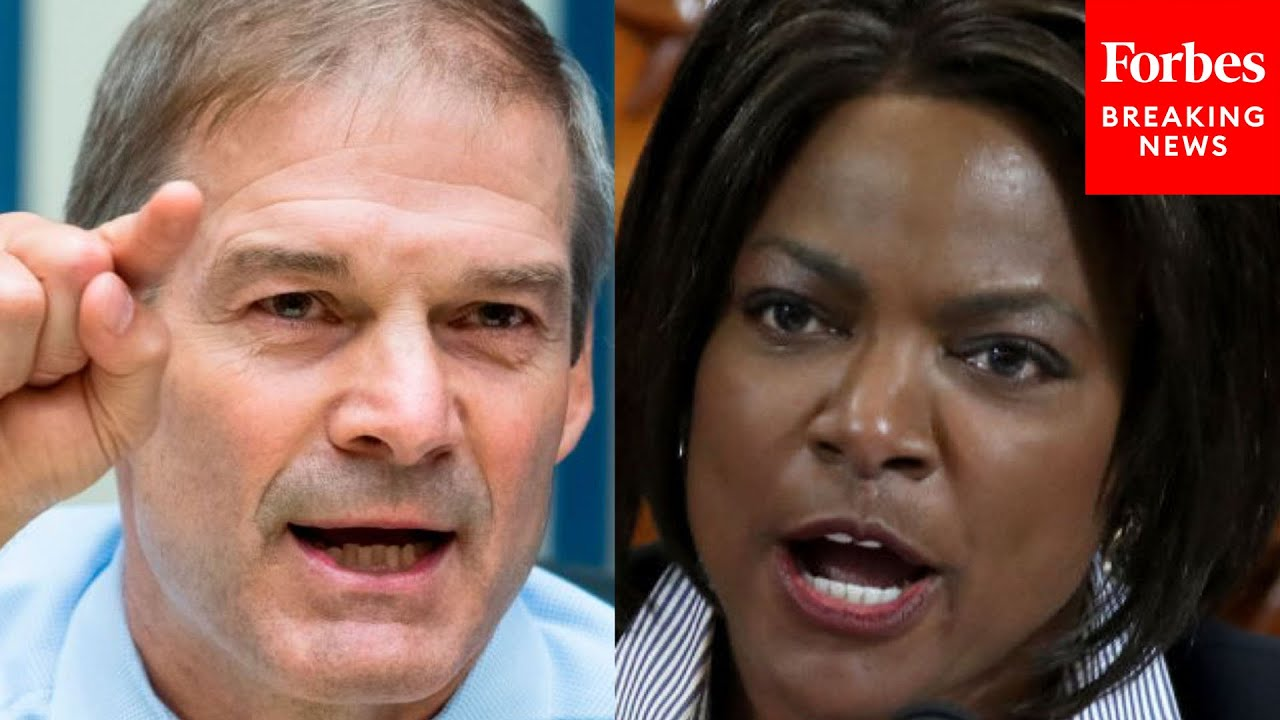 Week's Viral Moment: House Hearing Descends Into Chaos During Jim Jordan/Val Demings Confrontation