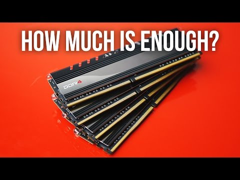 DDR4 RAM For Gaming - How much do you need?
