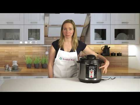 How To Use the Pressure Cooker from ❖ Avalon Bay