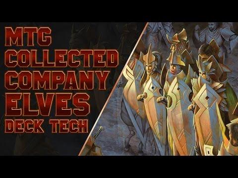 MTG CoCo Modern Elves Deck Tech (Collected Company Elves)