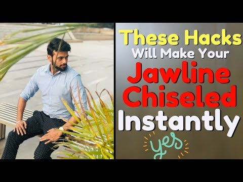 Style Tricks To Get Chiseled Jawline Instantly | Be Ghent | Rishi Arora