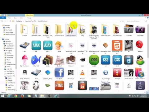 How to change Drive Icon on Windows 8  8 1
