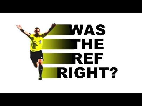 Was The Ref Right? - Promo Video