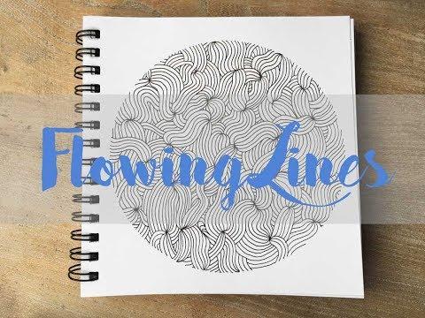 Flowing Lines